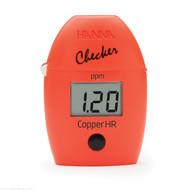 Hanna High Range Copper Colorimeter Test Kit - HI702