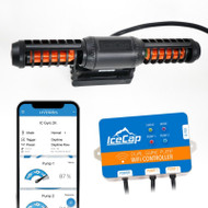 Gyre 2k Wavemaker Pump with WiFi Controller - IceCap