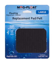 Pad & Felt Replacement for 350 Glass - Mag Float