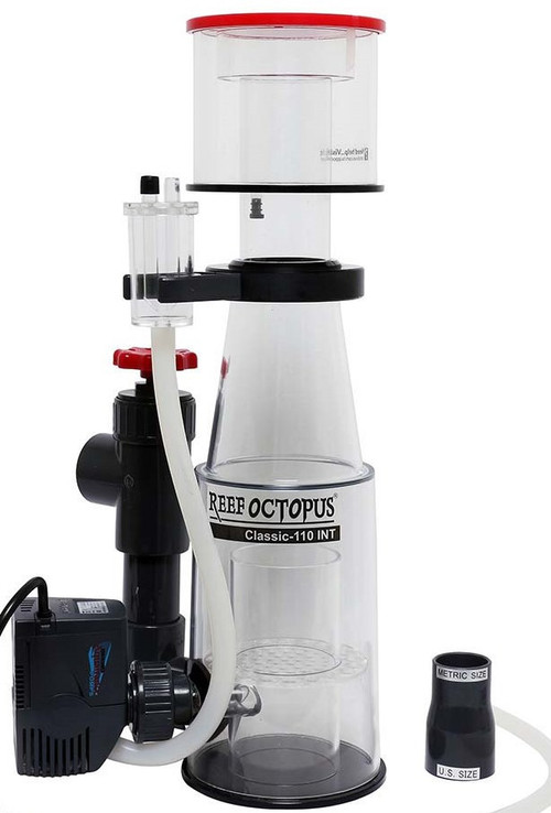 Reef Octopus Classic 110 In Sump Protein Skimmer (NWB-110) (CLSC-110INT)