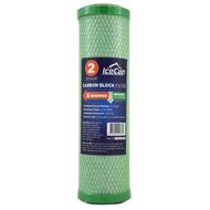 CTO Carbon Block RO Filter 5 Micron - IceCap