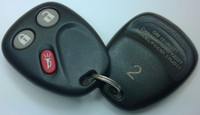 General Motors 3 button Remote