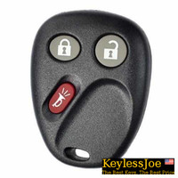 General Motors 3 button Remote