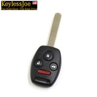 Honda 4 button Smart Key