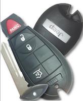 Jeep 4 button 2010-13 Fobik Keyless GO PROX Glass hatch Key