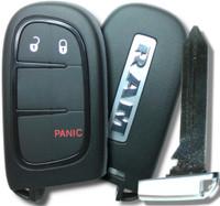 Dodge Ram 1500 2500 3500 2013-17 Genuine Ram Proximity Key Remote Fob