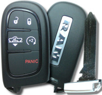 Dodge Ram 1500 2500 3500 2013-17 Genuine Ram Proximity Key Remote Fob W/ remote start and Air ride suspension