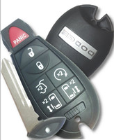 Dodge 7 Btn keyless Remote Fob Fobik Smart Key Remote start Power OEM 2008 2009 2010 2011 2012 2013 2014 2015 2016