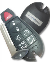 Chrysler 7 Btn keyless COMPLETE  PROXIMITY Remote Fob Fobik Smart Key Power slide door OEM
