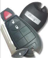 Jeep 3 button Fobik Keyless GO PROX  Key 2010 2011 2012 2013