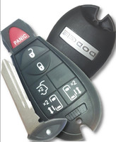 Dodge 6 Button keyless PROXIMITY Remote Fob Fobik Smart Key Power side slider doors OEM 2008 2009 2010 2011 2012 2013 2014 2015 2016