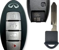 Infiniti Q50 4 Btn S180144203 285E3-4HD0C Remote Key Fob