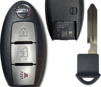 Nissan Pathfinder Titan Murano S180144304 285E3-5AA1C Remote Key Fob KR5S180144014