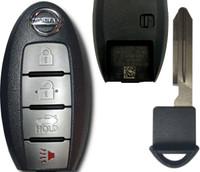 Nissan Maxima 4 Btn 5WK49670 KR55WK48903 Remote Key Fob