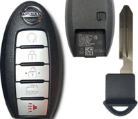 Nissan Altima 5 Btn KR5TXN4 285E3-6CA6A Remote Key Fob S180144803
