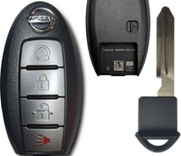 Nissan Rouge , Rouge Sport 285E3-6FL2B , S180144109 KR5S180144106 7812D-S180106 Proximity Smart Key (with Push to Start)
