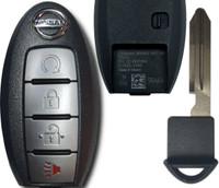 Nissan Rouge or Kicks TXN3 285E3-5RA6A Remote Key Fob S180144503