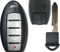 Nissan Rouge or Kicks KR5TXN4 285E3-6RR7A Remote Key Fob S180144507