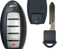 Nissan Murano Pathfinder Titan 5 Btn KR5TXN7 285E3-9UF7B Remote Key Fob S180144905