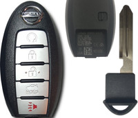 Nissan Maxima 5 Btn KR5TXN7 285E3-9DJ3B Remote Key Fob S180144906
