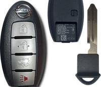 Nissan Altima 4 Btn KR5TXN1 285E3-6CA1A Remote Key Fob S180144801