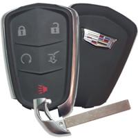 Cadillac XT4, XT5 5 Btn HYQ2EB Remote Key Fob 13598516