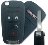 GMC Terrain 4 Btn OHT01060512 Remote Key Fob 20835400
