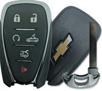 Chevrolet Camaro 6 Btn HYQ4EA Remote Key Fob 13508780