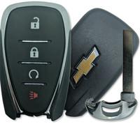 Chevrolet Volt , Cruze , Traverse 13585728 HYQ4EA 1551A-4EA Key - Prox Smart