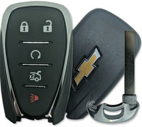 Chevrolet Sonic 13508768 HYQ4AA 1551A-4AA Proximity Smart Key (with Push to Start)