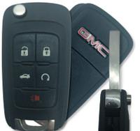 GMC Terrain 5 Btn 13501514 Remote Key Fob OHT01060512