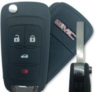 GMC Terrain 4 Btn 13501513 Remote Key Fob OHT01060512
