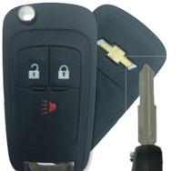 Chevrolet Spark 3 Btn 95989830 Remote Key Fob A2GM3AFUS03