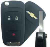 Chevrolet Spark 3 Btn 13575182 Remote Key Fob KR55WK50073