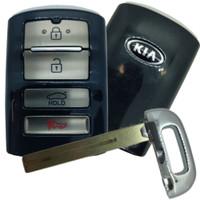 Kia Cadenza and K900 4 Btn SY5KHFNA433 Remote Key Fob SVI-KHFNA433