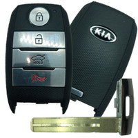 Kia Optima 4 Btn SVI-JFFGEO4 Remote Key Fob JFFGEO4