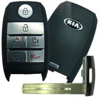 Kia Sedona 6 Btn SY5PFGEO6 Remote key Fob SVI-YPFGEO6