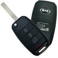 Kia Sorento RKE-3F05 TQ8-RKE-3F05 5074A-RKE3F05 Flip Key / Remote