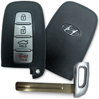 Hyundai Elantra , Genesis , Azera SVI-HMFNAO4 SY5HMFNA04 267AL-HMFNA04 Proximity Smart Key (with Push to Start)
