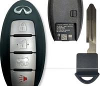 Infiniti Q50 S180144204 KR5S180144204 N/A Proximity Smart Key (with Push to Start)