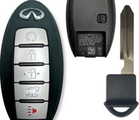 Infiniti QX60 , JX35 S180144014 KR5S180144014 7812D-S180014 Proximity Smart Key (with Push to Start)