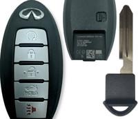 Infiniti Q50 , Q60 S180144210 KR5S180144014 7812D-S180204 Proximity Smart Key (with Push to Start)