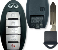 Infiniti QX60 S180144320 KR5S180144014 7812D-S180204 Proximity Smart Key (with Push to Start)