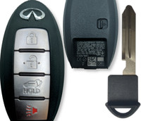 Infiniti QX60 S180144321 KR5S180144014 7812D-S180204 Proximity Smart Key (with Push to Start)