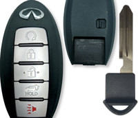 Infiniti TWB1G744 CWTWB1G744 1788D-FWB1G744 Proximity Smart Key (with Push to Start)