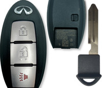 Infiniti FX50 , EX35 , FX35 , EX37 , QX50 , FX37 , Q70 5WK49848 KR55WK49622 267T-5WK49622 Proximity Smart Key (with Push to Start)