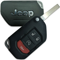 Jeep Wrangler , Gladiator , Wrangler JK 68292944AA , OHT1130261 OHT1130261 6461A-1130261 Proximity Smart Key (with Push to Start)
