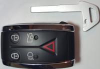 Jaguar XK XF 5 button Smart Key Push to start OEM 2007 2008 2009 2010 2011 2012 2013 2014