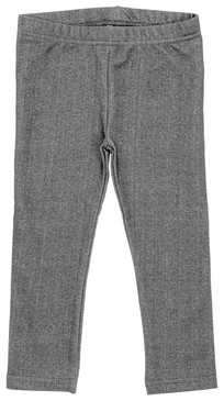 Fitted Leggings-  Denim Gray