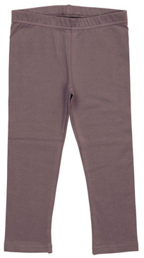 Fitted Leggings- Deep Taupe